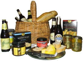 Beer and Cheese Gourmet Hamper - Perth Delivery Only